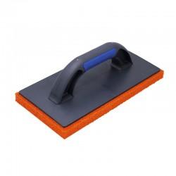 """Sponge Float, 20mm orange fine rubber 11"""""""