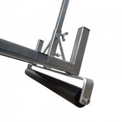 PortaRoll™ Heavy Duty Flooring Roller. Tray fitting