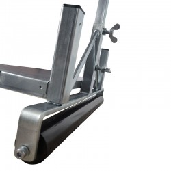 PortaRoll™ Heavy Duty Flooring Roller. Handle fixings