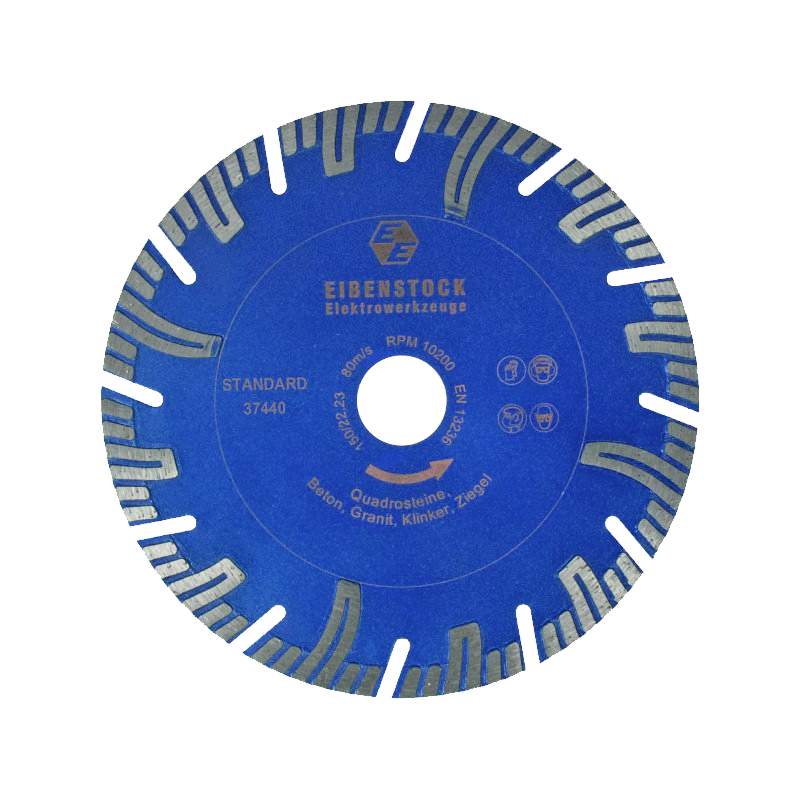 """Diamond Cutting Disc 6"""", For concrete & general use"""