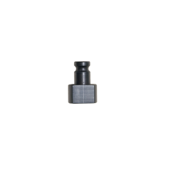 Quick Change Paddle Connector Tailpiece