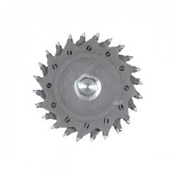 3 Wheel Drum for Surface Blaster
