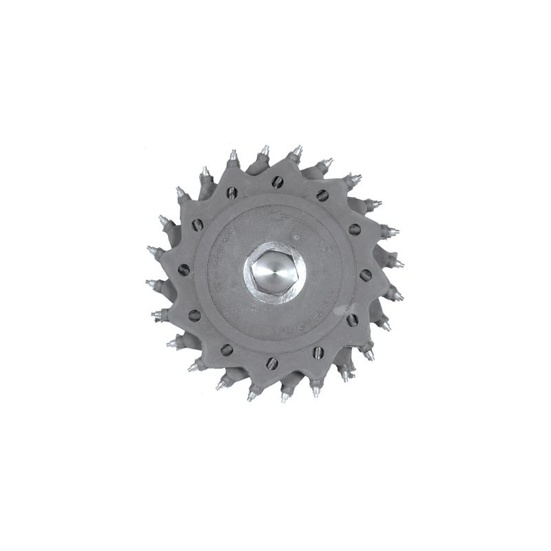 6 Wheel Drum for Surface Blaster