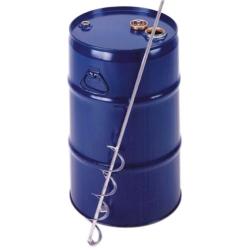 Tall Zinced Screw Barrel Paddle