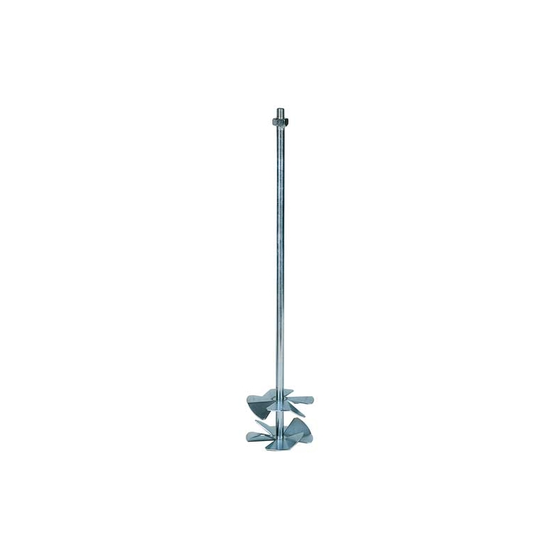 """4"""" Stainless Propeller Paddle"""
