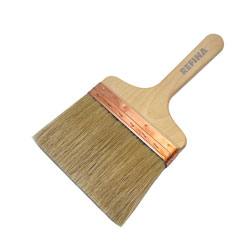 "4"" Water Brush - Wood Handle"