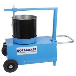 RM32 Forced Action Rotamixer 1.1kw
