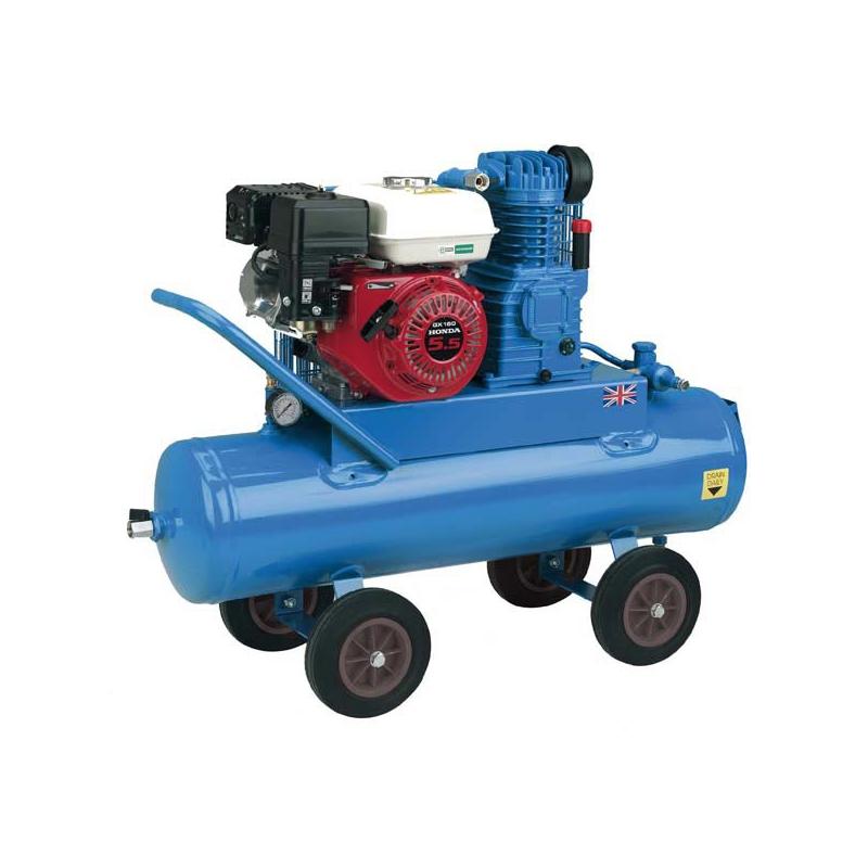 AC15P 15cfm Petrol Compressor