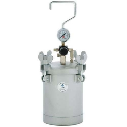4 ltr Injection Resin Pot Air Powered 3 Bar