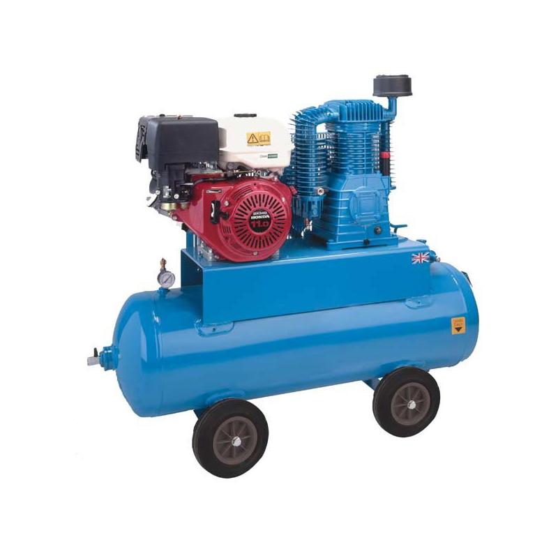 AC30P 30cfm Petrol Compressor
