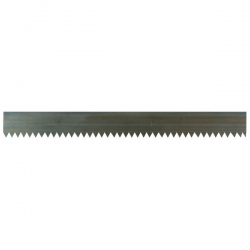 "11"" Blade, Triangular Serrations for Notched Trowels & Levellers"