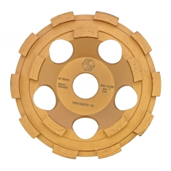 "5"" DX5-G15 Diamond Disc, Grinding Concrete & Hard Coatings"