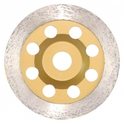 "5"" DX5-MC Diamond Cup Disc, Concrete & Stone Smoothing"
