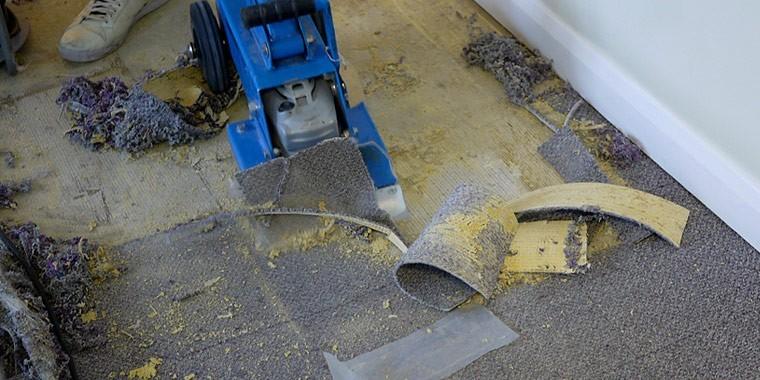 REFINA floor preparation equipment, strippers, grinders & polishers