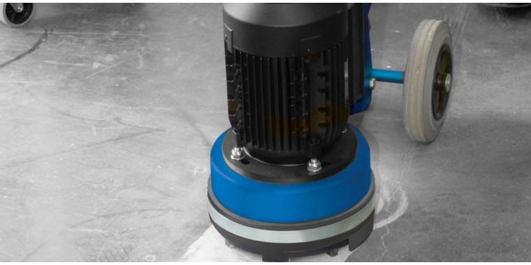 REFINA heavy duty diamond floor grinders and diamond grinding discs