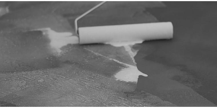 Floor paint rollers from REFINA