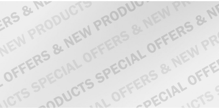 Spray equipment special offers and new products