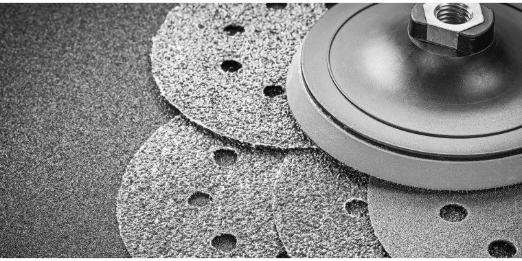 """Abrasive surface prep discs. Various sizes from 5"""" - 17"""""""