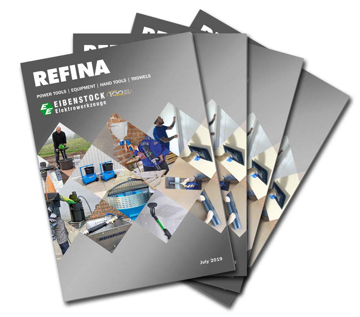 2019 Refina catalogue