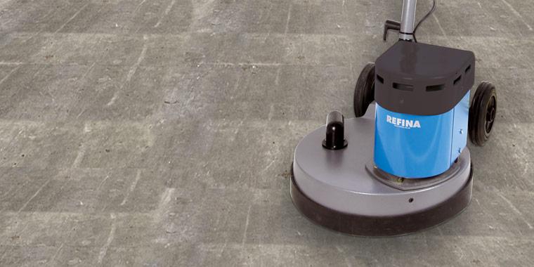 multi-surfacer flooring machine